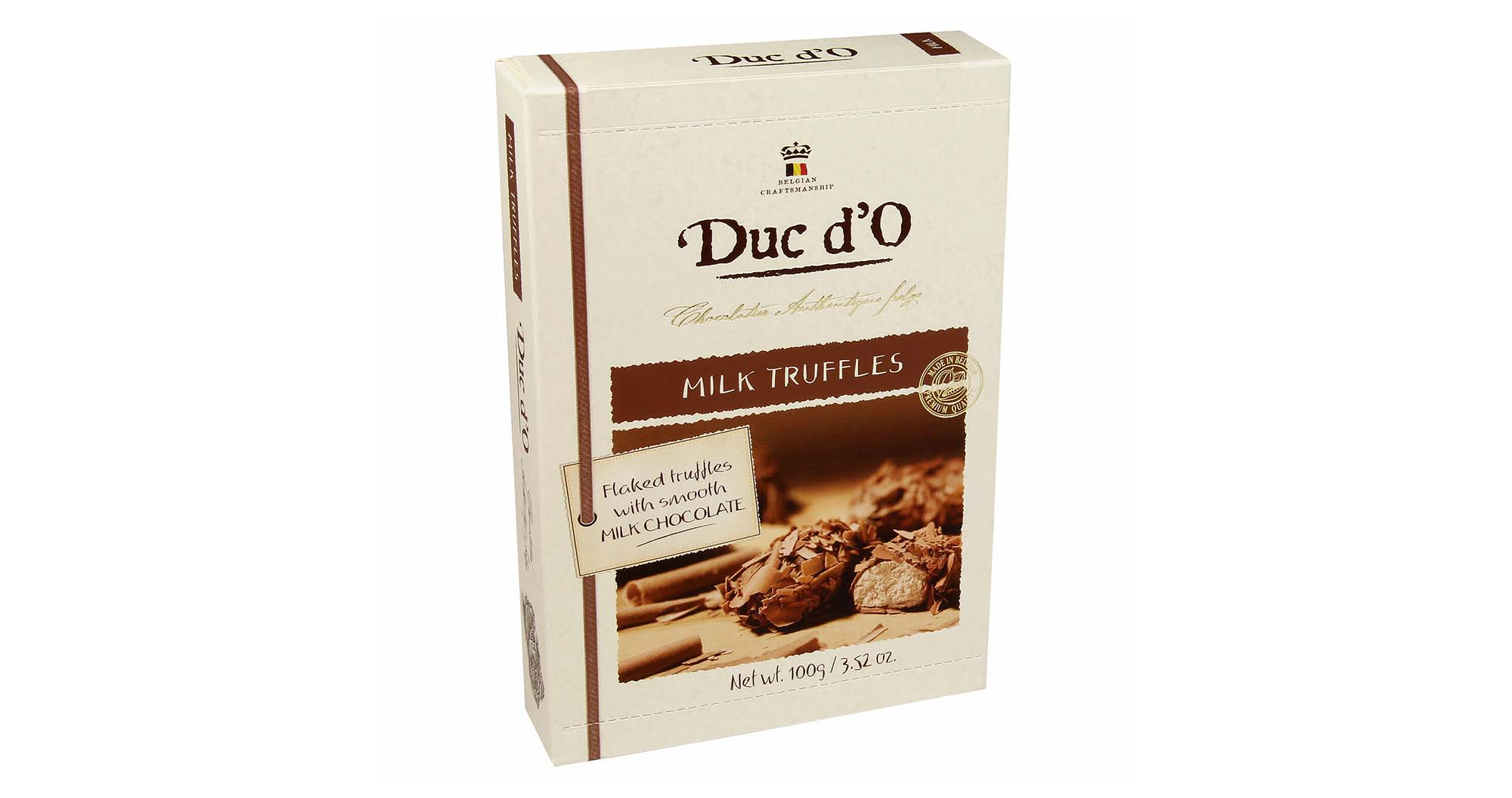 103-30007-999 Truffles milk 100g (103-30007-999)
