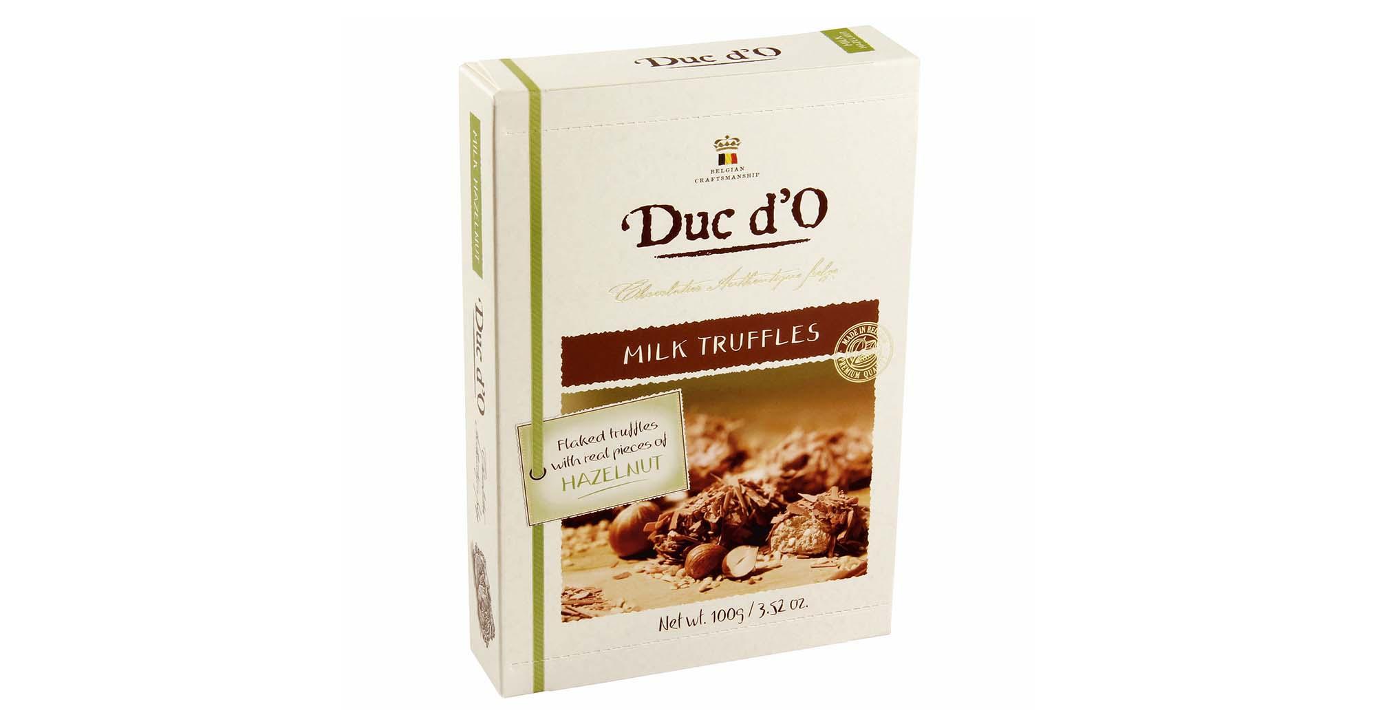 103-30011-999 Truffles Hazelnut 100g (103-30011-999)